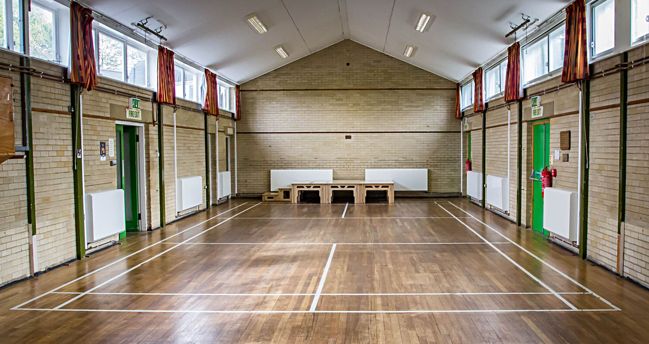 Biddenden Village Halls: new hall