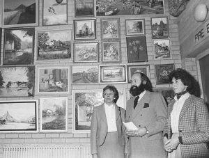 Art and needlework exhibition at Biddenden Village Halls