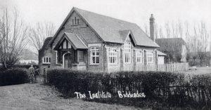 Biddenden Village Hall, early photo
