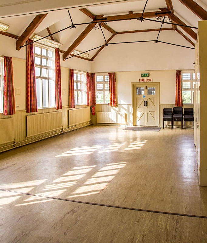 Old village hall, Biddenden Village Halls
